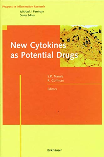 New Cytokines as Potential Drugs: Satwant K. Narula