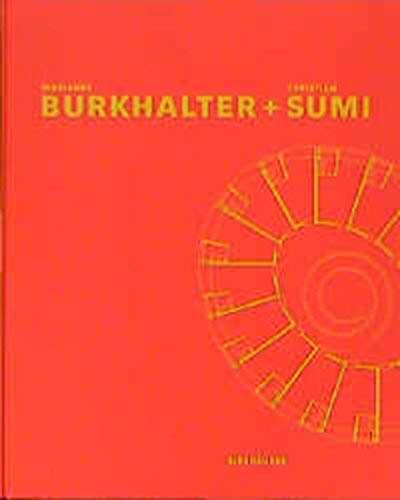 9783764359287: Marianne Burkhalter + Christian Sumi (German Edition)