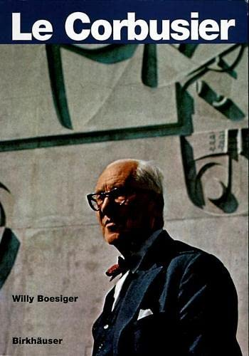 9783764359300: Le Corbusier (Studio Paperback) (French and German Edition)