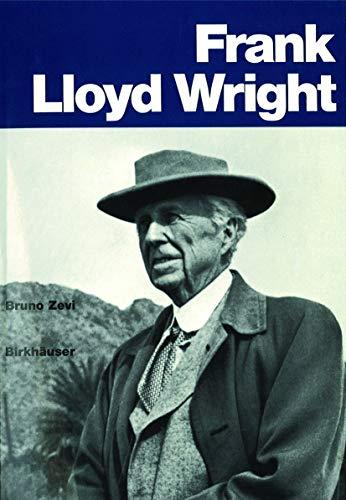 9783764359874: Frank Lloyd Wright (BIRKHÄUSER)