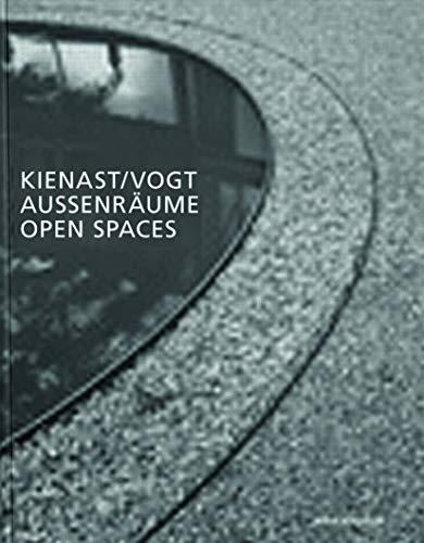 9783764360306: Kienast Vogt Open Spaces
