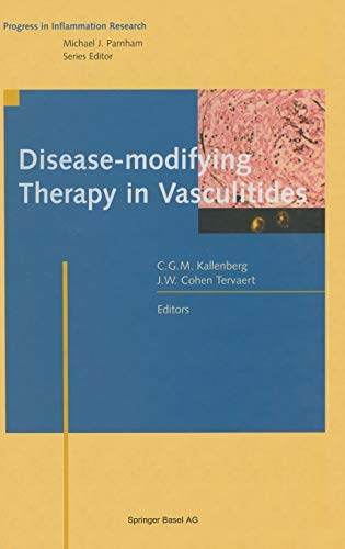 Disease-modifying Therapy in Vasculitides: Cees G. M. Kallenberg