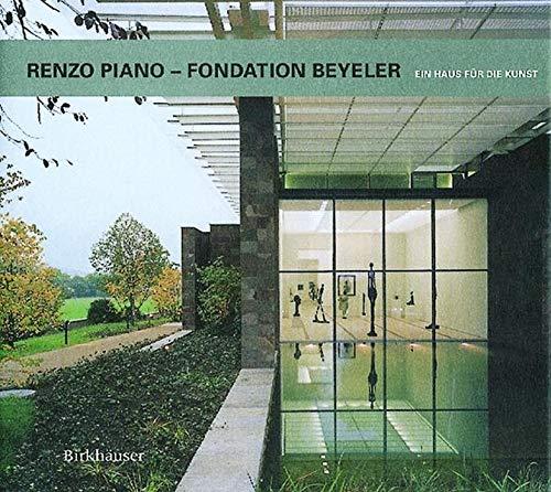 9783764362744: Renzo Piano - Fondation Beyeler