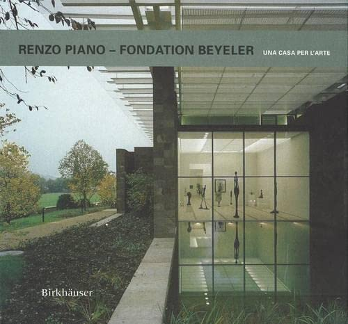 9783764362775: Renzo Piano - Fondation Beyeler
