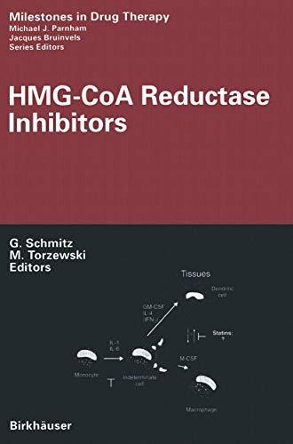 9783764363079: HMG-CoA Reductase Inhibitors (Milestones in Drug Therapy)