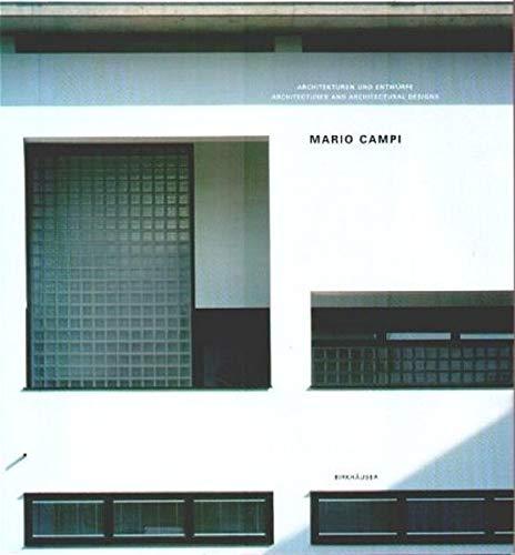 Mario Campi: Architect 1985-2000: Möllfors, Karin [Editor]