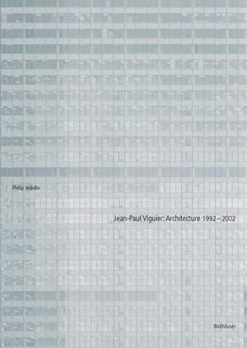Jean-Paul Viguier: Architecture 1992-2002 (3764365005) by Philip Jodidio