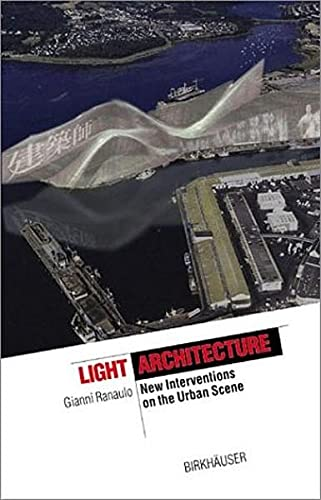 Light architecture. New Edge city.