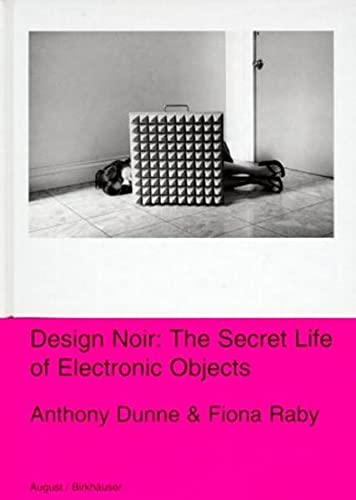 9783764365660: Design Noir: The Secret Life of Electronic Objects