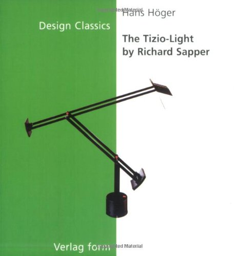 9783764368241: Tizio Light by Richard Sapper (Design Classics)