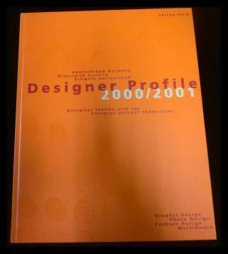 9783764368463: Designer Profile 2000/2001 / Graphic Design: Band 2 (German and English Edition)