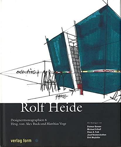 9783764368630: Rolf Heide (Designer Monographs)