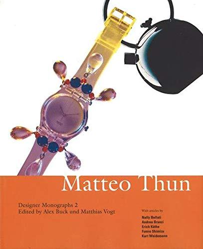 Design Monographs : Matteo Thun: Princeton Architectural Press