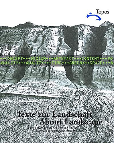 9783764369774: About Landscape: Essays on design, style, time and space