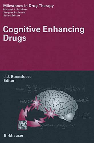 Cognitive Enhancing Drugs (Hardback)