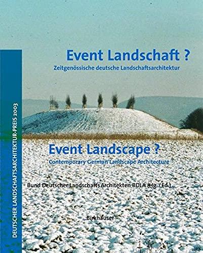 9783764370169: Event Landscape?
