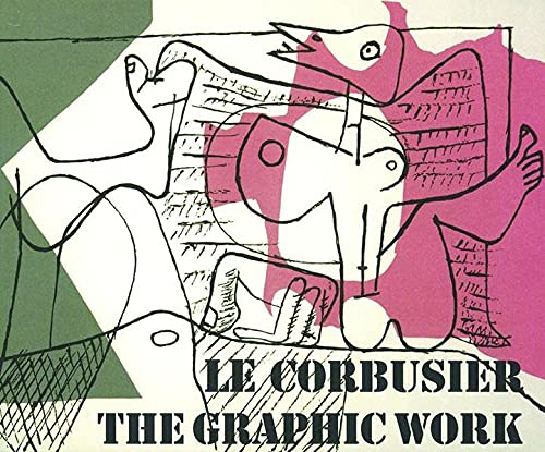 9783764372187: Le Corbusier - The Graphic Work