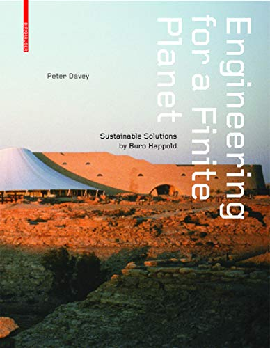 9783764372200: Engineering for a Finite Planet
