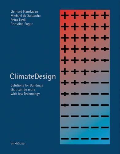 Climate Design: Gerhard Hausladen