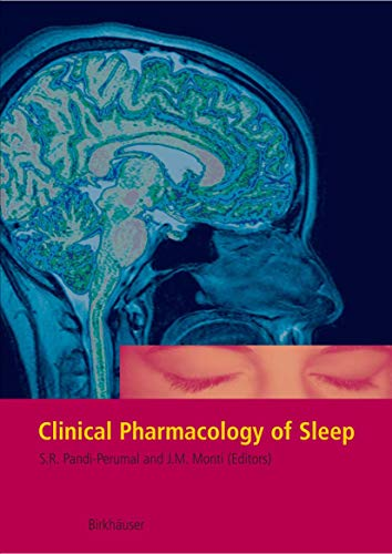 Clinical Pharmacology of Sleep (Hardcover)