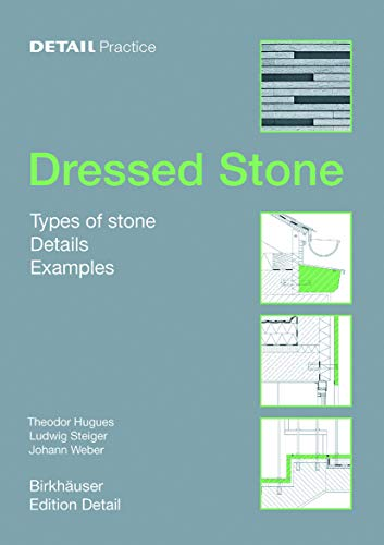 Dressed Stone (Detail Practice): Theodor Hugues, Ludwig Steiger, Johann Weber