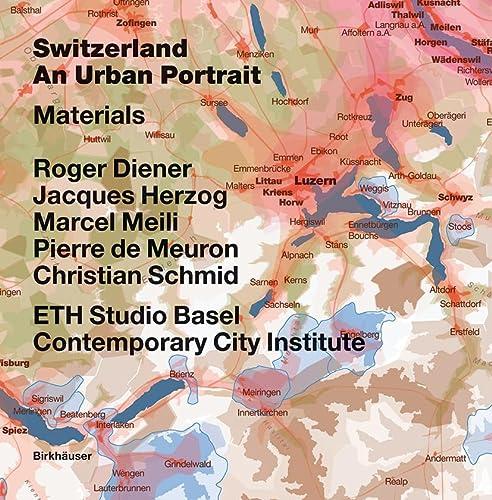 9783764372842: Switzerland: An Urban Portrait : Materials.