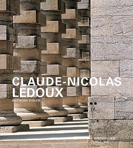 9783764374846: Claude-Nicolas Ledoux (German Edition)