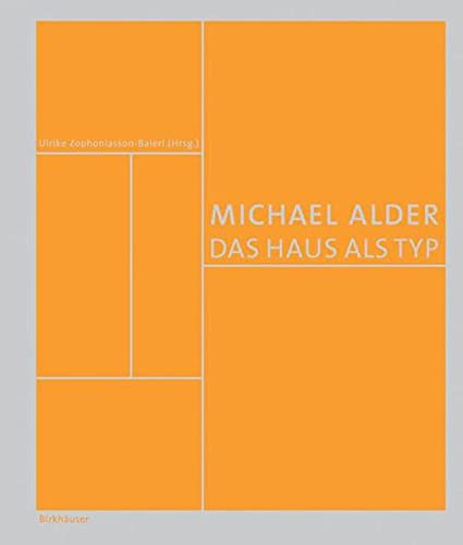 9783764375027: Michael Alder (German Edition)