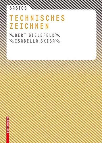 9783764376420: Basics Technisches Zeichnen (German Edition)