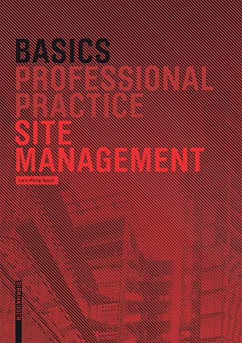 9783764381042: Basics Site Management