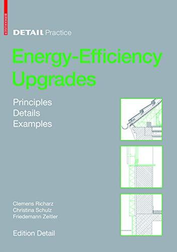 9783764381219: Energy-Efficiency Upgrades (Detail Practice)