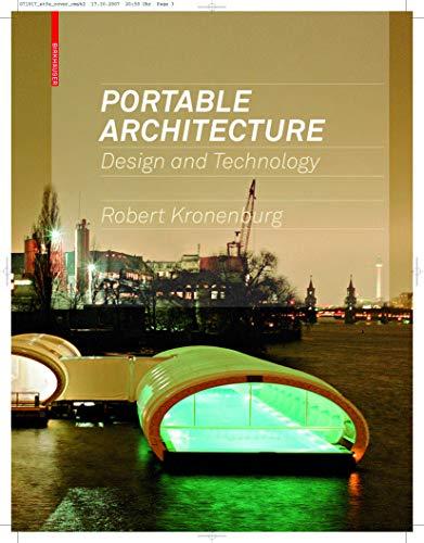 9783764383244: Portable Architecture
