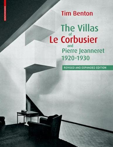 9783764384067: The Villas of Le Corbusier and Pierre Jeanneret 19201930