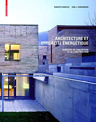 9783764384517: Architecture et efficacite energetique