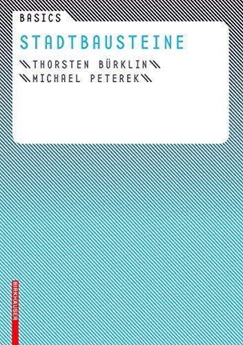 9783764384593: Basics Stadtbausteine (BIRKHÄUSER)