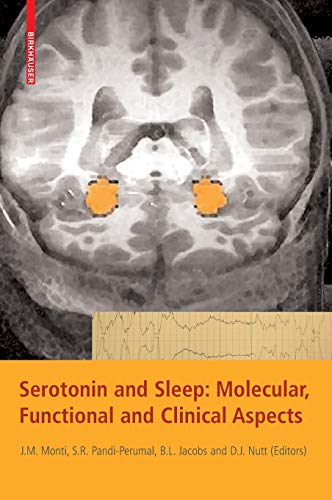 Serotonin and Sleep Molecular, Functional and Clinical Aspects