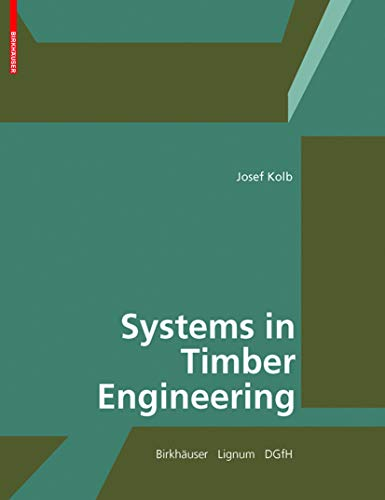 9783764386894: Systems in Timber Engineering