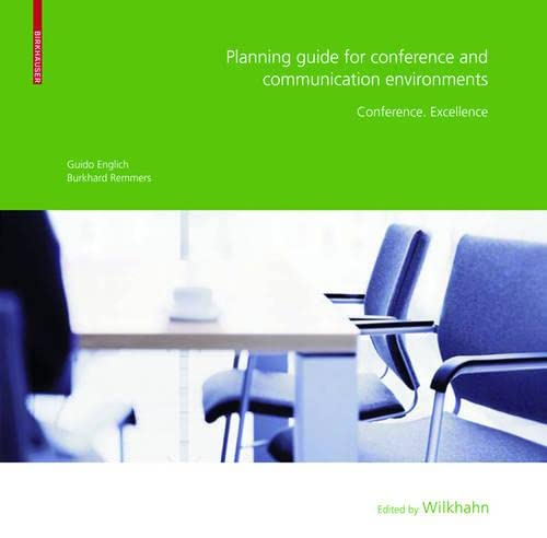 9783764387587: Planning Guide for Conference and Communication Environments