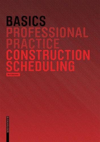 9783764388737: Basics Construction Scheduling
