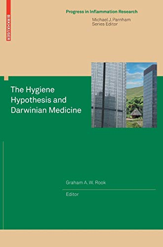 9783764389024: The Hygiene Hypothesis and Darwinian Medicine (Progress in Inflammation Research)