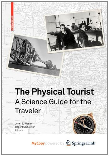 9783764389352: The Physical Tourist