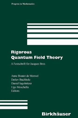 9783764390952: Rigorous Quantum Field Theory
