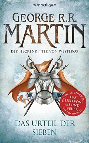 9783764531225: Der Heckenritter von Westeros: Das Urteil der Sieben (Tales of Dunk and Egg, #1-3)