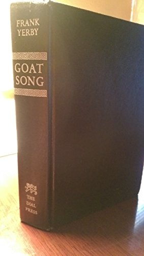 9783764561666: Goat Song