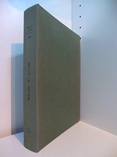 9783764615796: Richterbriefe. Dokumente zur Beeinflussung der deutschen Rechtsprechung 1942 - 1944
