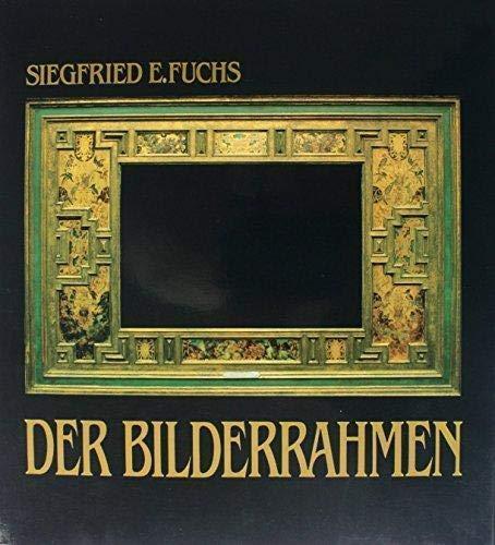 9783764703592: Der Bilderrahmen (German Edition)