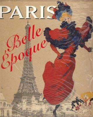 Paris. Belle Epoque 1880-1914.: BODE, URSULA;VILLA HUGEL E.V.;SCHULTZE, JURGEN;KLE