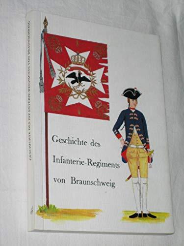 9783764808211: Geschichte des Infanterie-Regiments Friedrich August v. Braunschweig (Altpreussischer Kommiss)