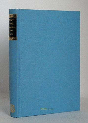 9783764812720: Rangliste der K�niglich Bayerischen Armee f�r das Jahr 1811 (Bibliotheca rerum militarium)