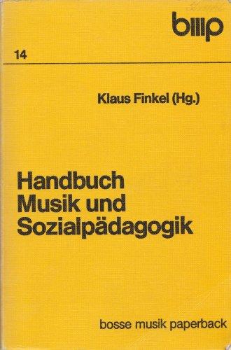 9783764921897: Handbuch Musik und Sozialpädagogik